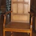 Hazlerigg high table carver chair
