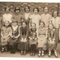 St Mary's Girl School swimming team c1937