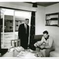 Morris Hall, 1961.  Photo: Loughborough University Archive