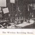 1921 the Wireless Receiving Room (The Limit magazine)