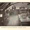 Radiographic Lab 1922