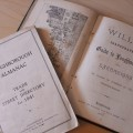 One of the many almanacs published by Wills & Hepworth.  Photo courtesy of Lynne Dyer.
