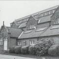 Loughborough Town Baths in the 1950s