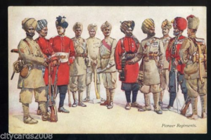 sikh military