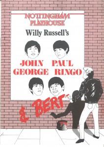 John, Paul, George, Ringo and Bert
