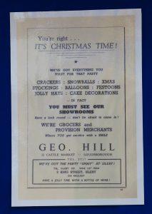 14. G Hill Exhibition