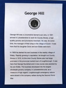 2. G Hill Exhibition
