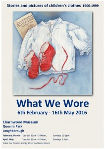 Exhibition What we wore 1900-1939