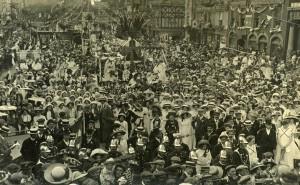 Loughborough Market Place - Parade