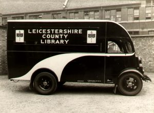 County Library van c 1926 B