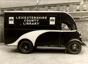 County Library van c 1926 B