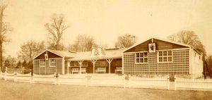 Cricket pavilion 1921 FG3.25