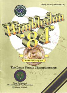 Wimbledon 84 prog