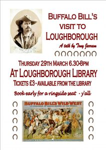 Buffalo Bill talk poster jpeg