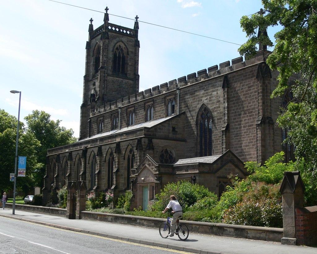 Emmanuel Church, Loughborough